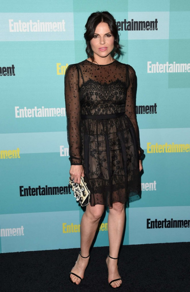 Lana Parrilla - Entertainment Weekly Party at Comic-Con in San Diego