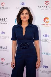 Lana Parrilla - Marbella Fashion Show at Global Gift Philanthropic Weekend