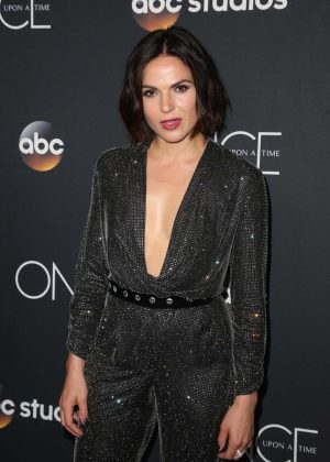 Lana Parrilla - 'Once Upon A Time' Screening in West Hollywood