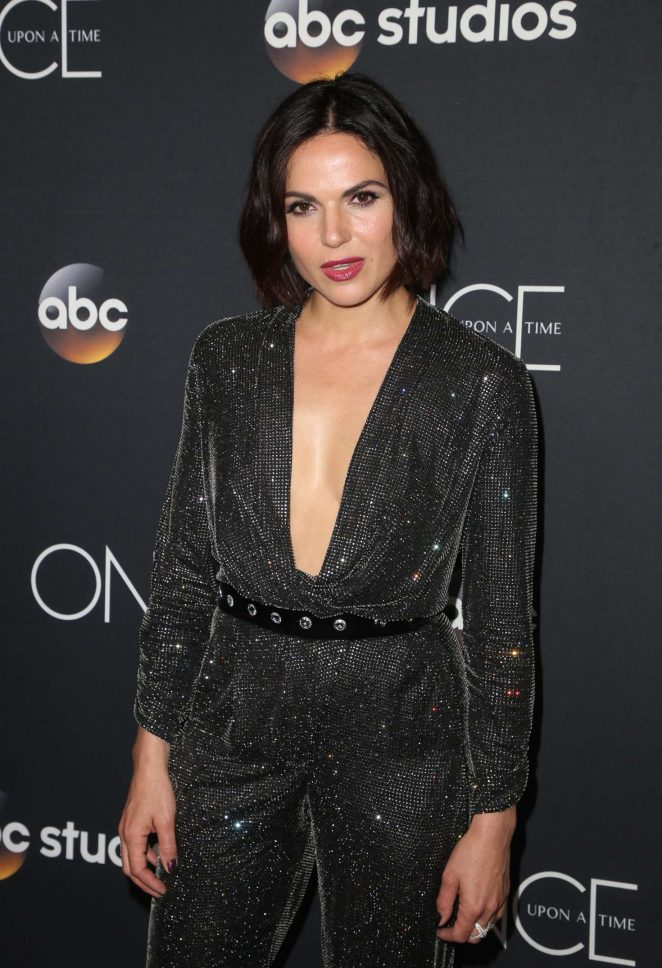 Lana Parrilla – 'Once Upon A Time' Screening in West Hollywood