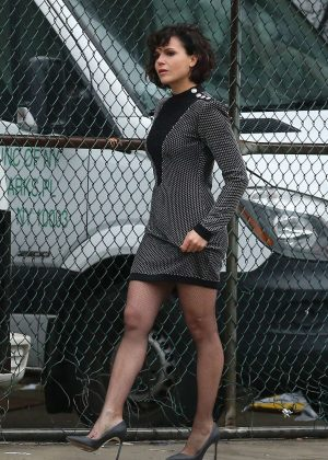 Lana Parrilla - Photoshoot in New York
