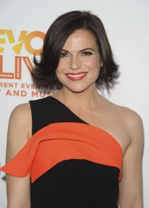 Lana Parrilla - TrevorLive Fundraiser 2016 Gala in Los Angeles