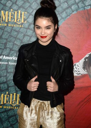 Landry Bender - The Amelie, A  New Musical Opening in Los Angeles