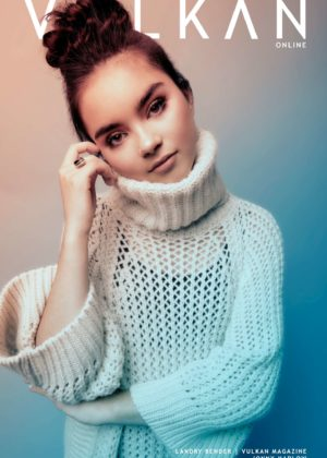 Landry Bender - Vulkan Magazine (October 2017)
