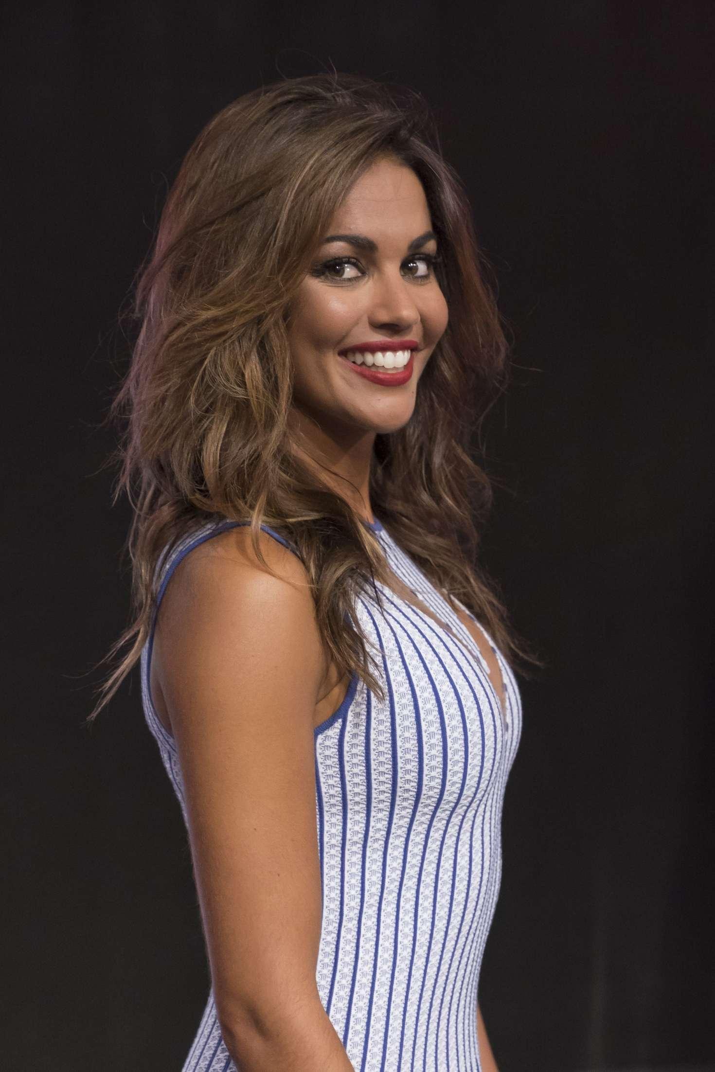 Lara Alvarez at presentation of the TV program GH 17 -04 ...