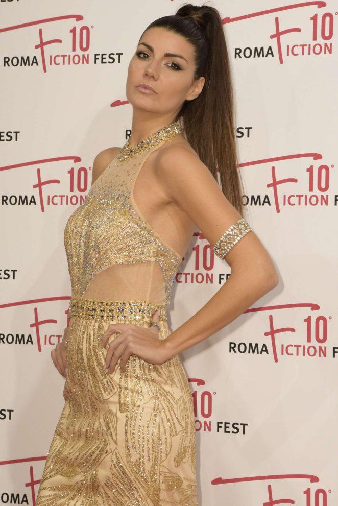 Lara Basso - 'Madoff' Premiere in Rome