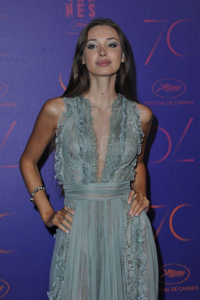 Lara Lieto - 70th Anniversary Dinner at 2017 Cannes Film Festival