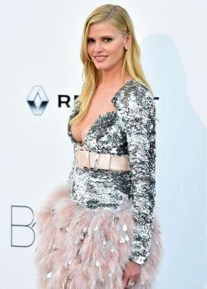 Lara Stone - amfAR's 24th Cinema Against AIDS Gala in Cannes