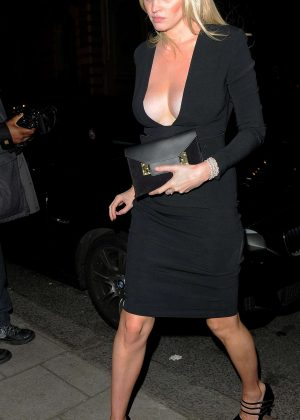 Lara Stone - Mert and Marcus: Works 2001-2014 VIP Party in London