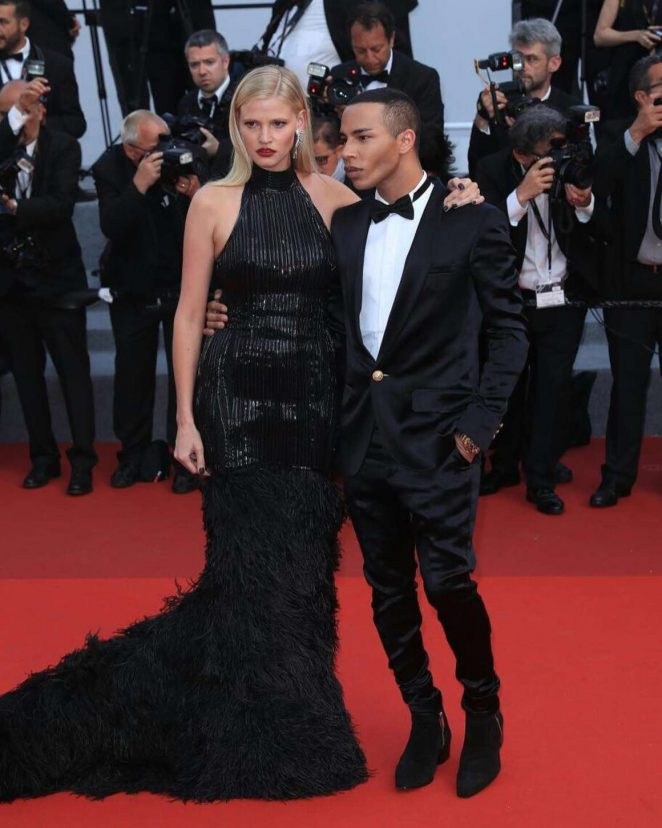 Lara Stone – 'The Beguiled' Premiere at 70th Cannes Film Festival