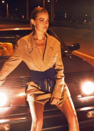 Lara Worthington - Harper's Bazaar Australia (August 2018)