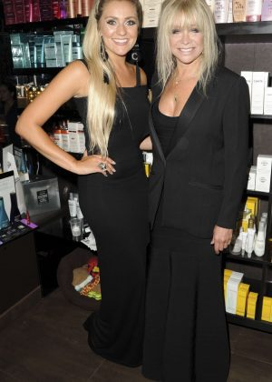 Larissa Eddie - The Carina Luxury Skincare Product Launch in London