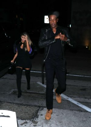 Larsa Pippen at 'The Nice Guy' in West Hollywood