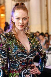 Larsen Thompson - 2019 Paris Fashion Week - Zuhair Murad Haute Couture FW 2019-20