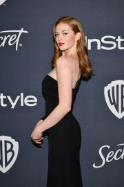 Larsen Thompson - 2020 InStyle and Warner Bros Golden Globes Party in Beverly Hills