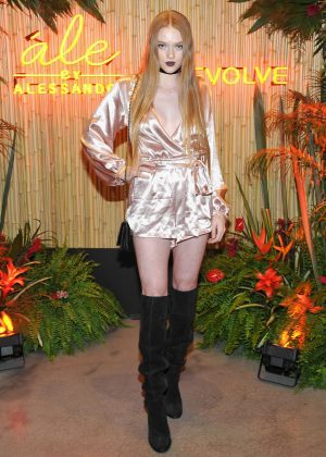 Larsen Thompson - Ale by Alessandra X REVOLVE in Los Angeles