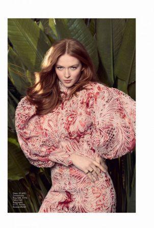 Larsen Thompson - HELLO! Fashion Magazine (July/August 2020)