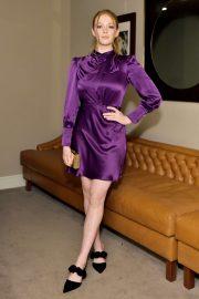 Larsen Thompson - InStyle & Kate Spade New York Dinner in West Hollywood