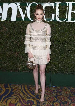 Larsen Thompson - Teen Vogue's 2019 Young Hollywood Party in LA
