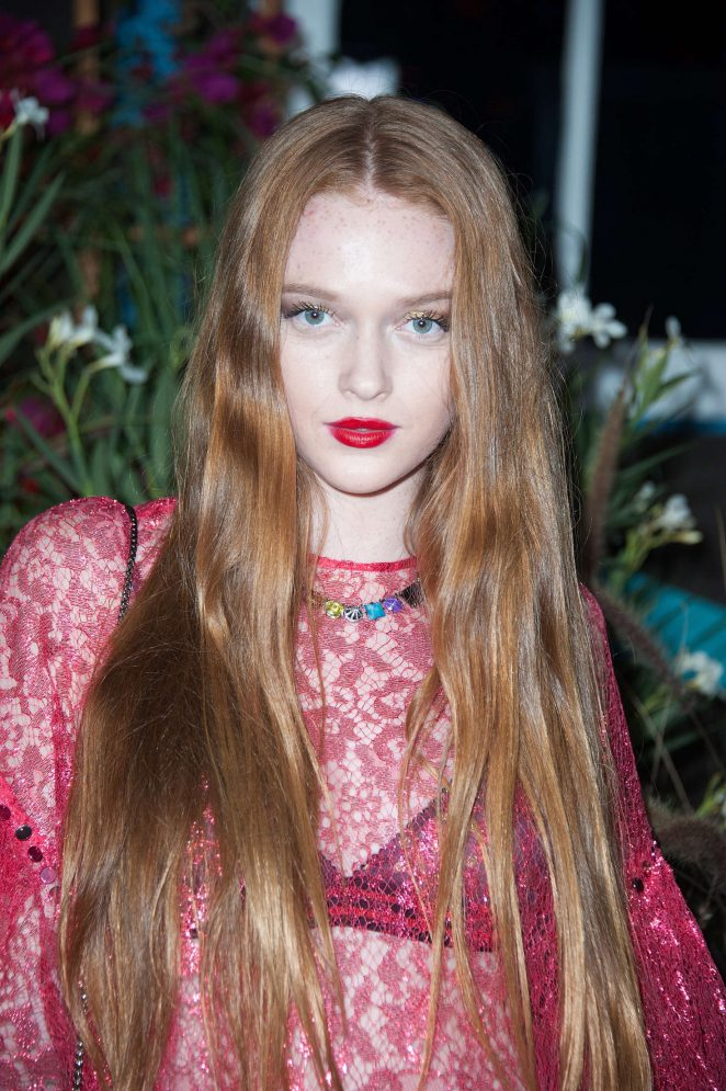 Larsen Thompson - Teen Vogue Young Hollywood Party in Los Angeles