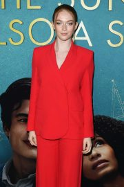 Larsen Thompson - 'The Sun is Also A Star' Premiere in Los Angeles