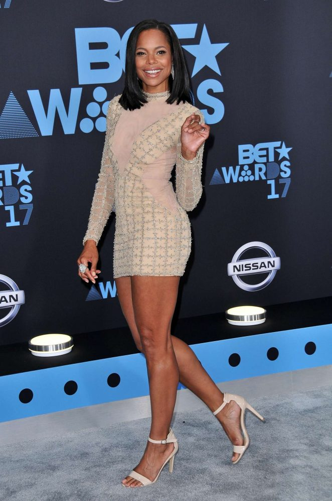 Latina Webb - 2017 BET Awards in Los Angeles