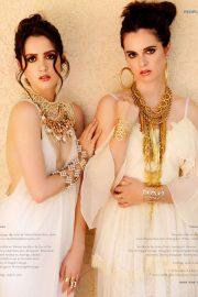 Laura and Vanessa Marano - Miami Living Magazine (August 2019)