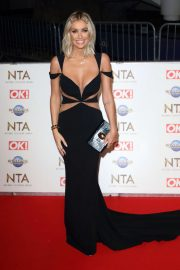 Laura Anderson - National Television Awards 2020 in London
