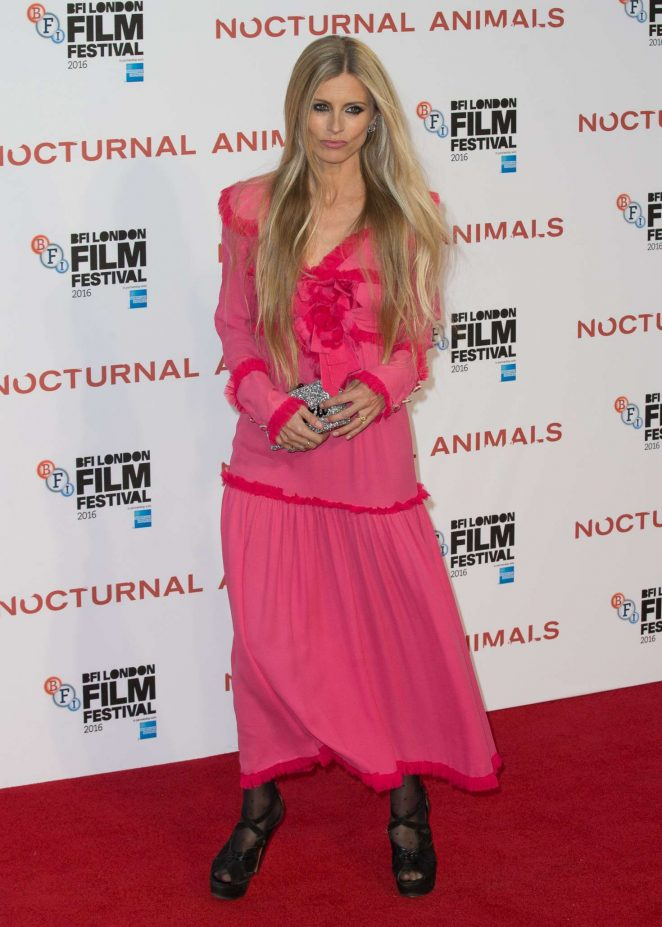 Laura Bailey: Nocturnal Animals UK Premiere -02