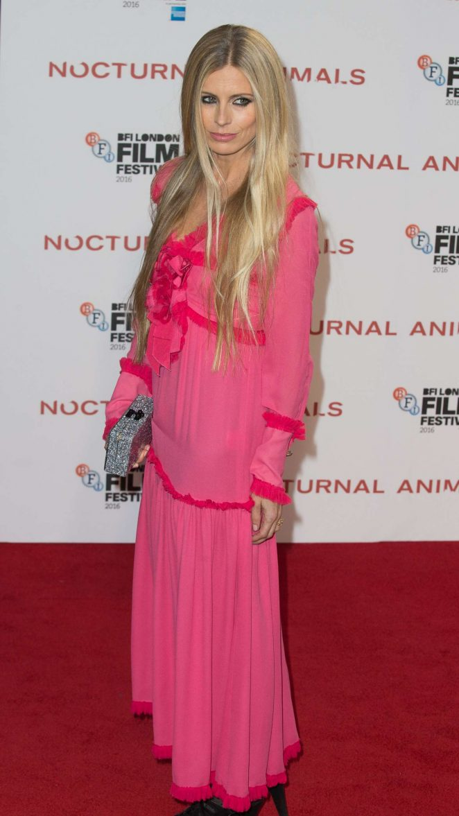 Laura Bailey: Nocturnal Animals UK Premiere -04