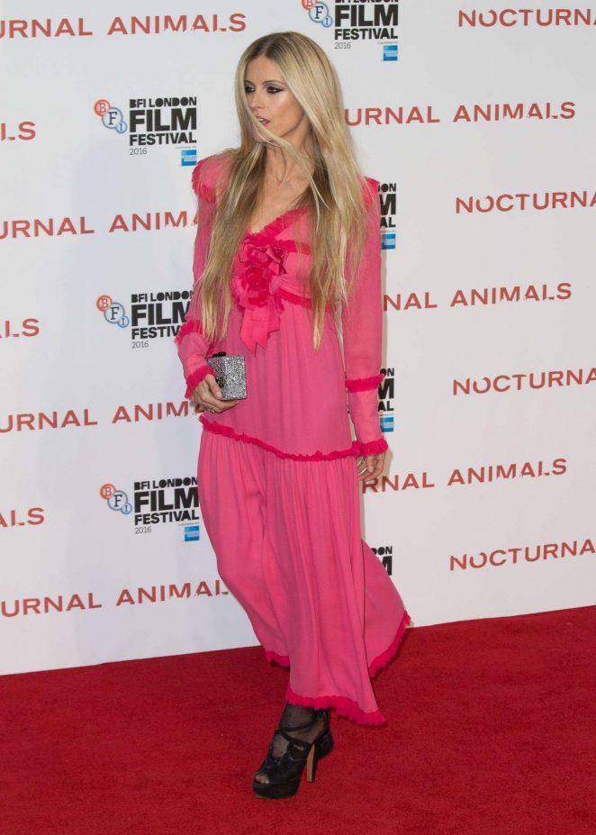 Laura Bailey: Nocturnal Animals UK Premiere -05