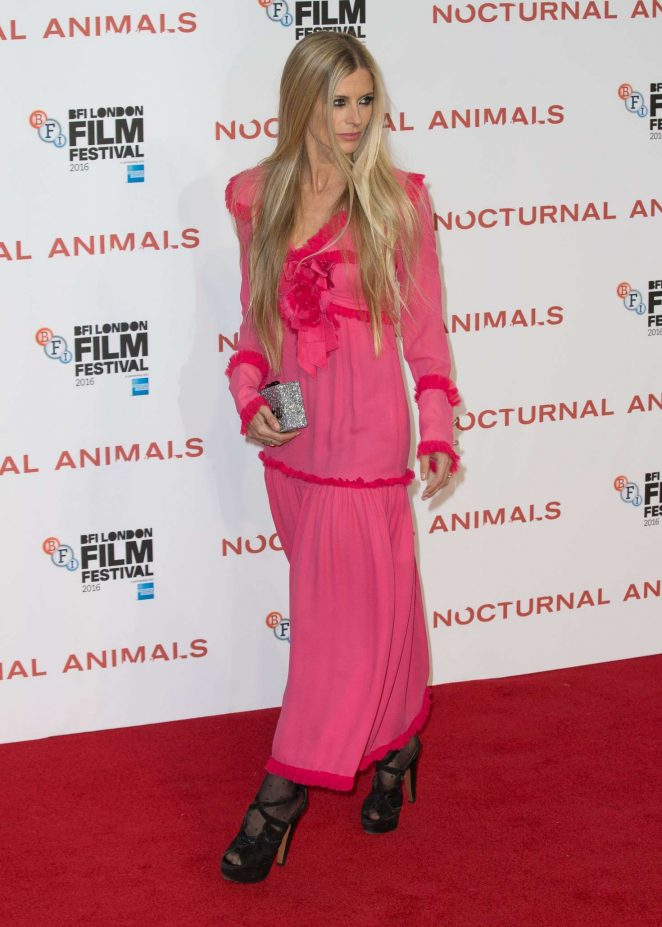Laura Bailey: Nocturnal Animals UK Premiere -06
