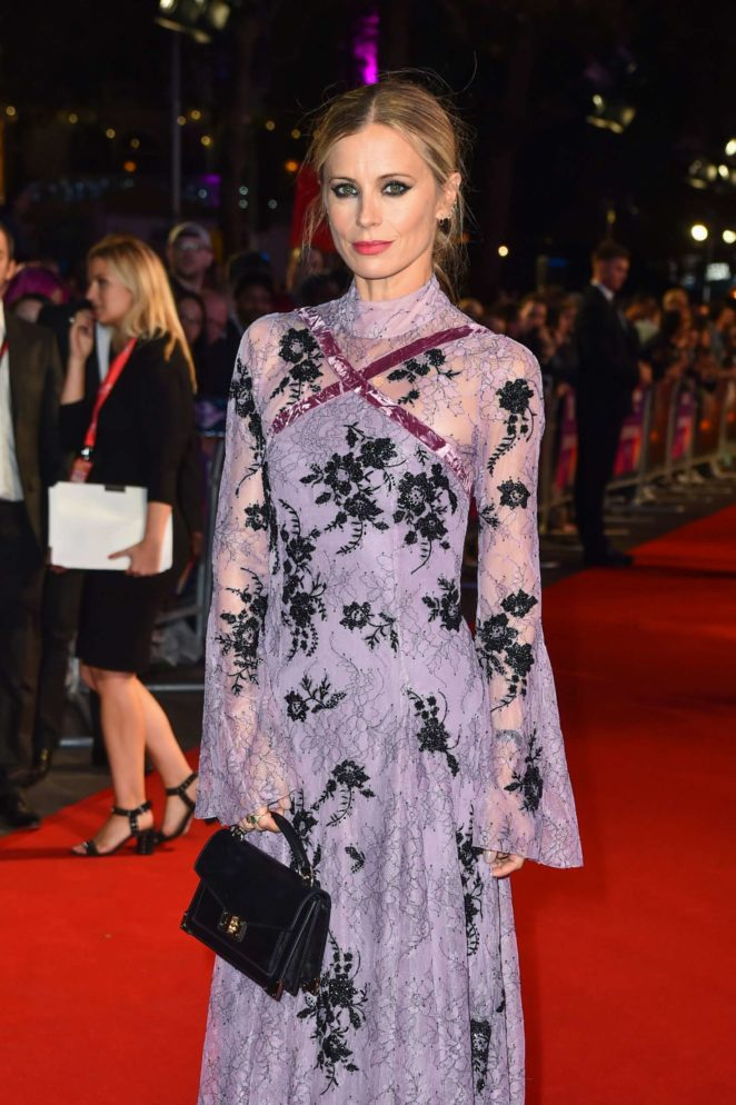 Laura Bailey - 'Three Billboards Outside Ebbing Missouri' Premiere at 2017 BFI London Film Festival