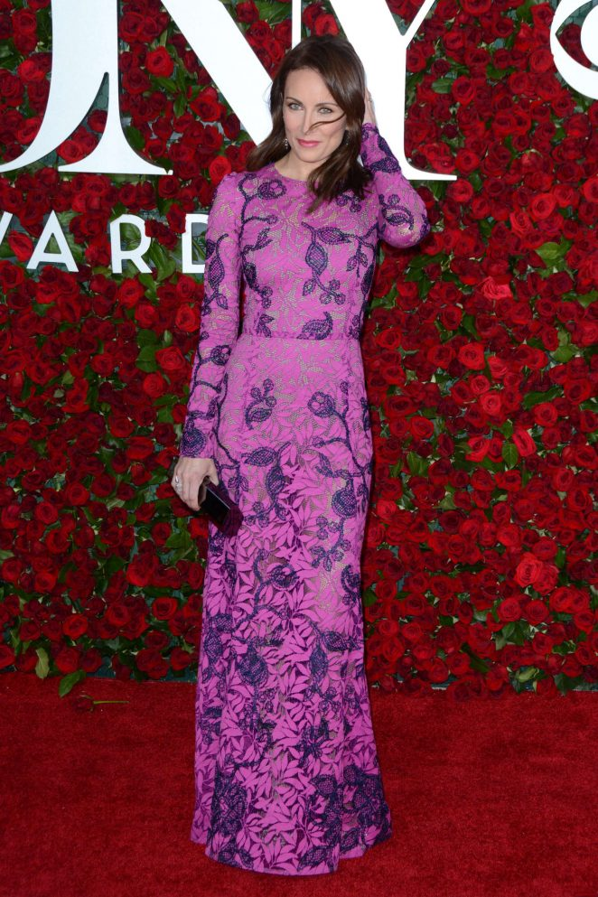Laura Benanti - 2016 Tony Awards in New York