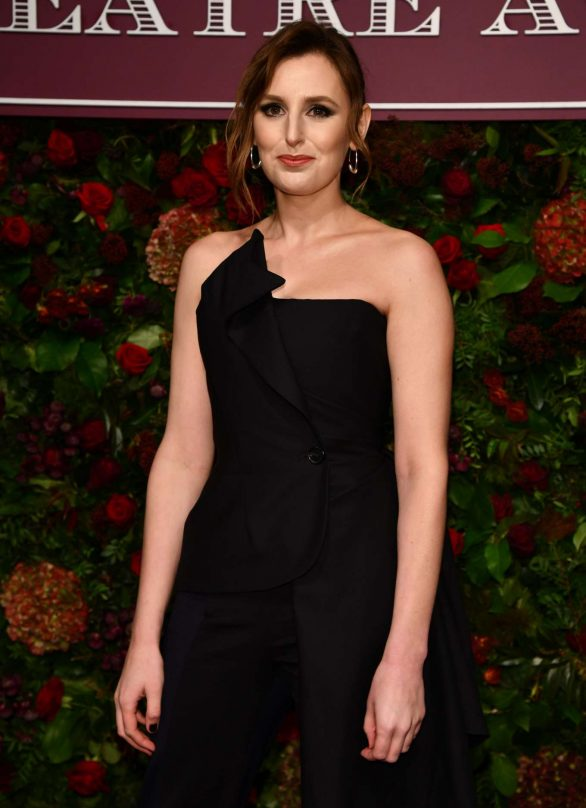 Laura Carmichael - 2019 Evening Standard Theatre Awards in London