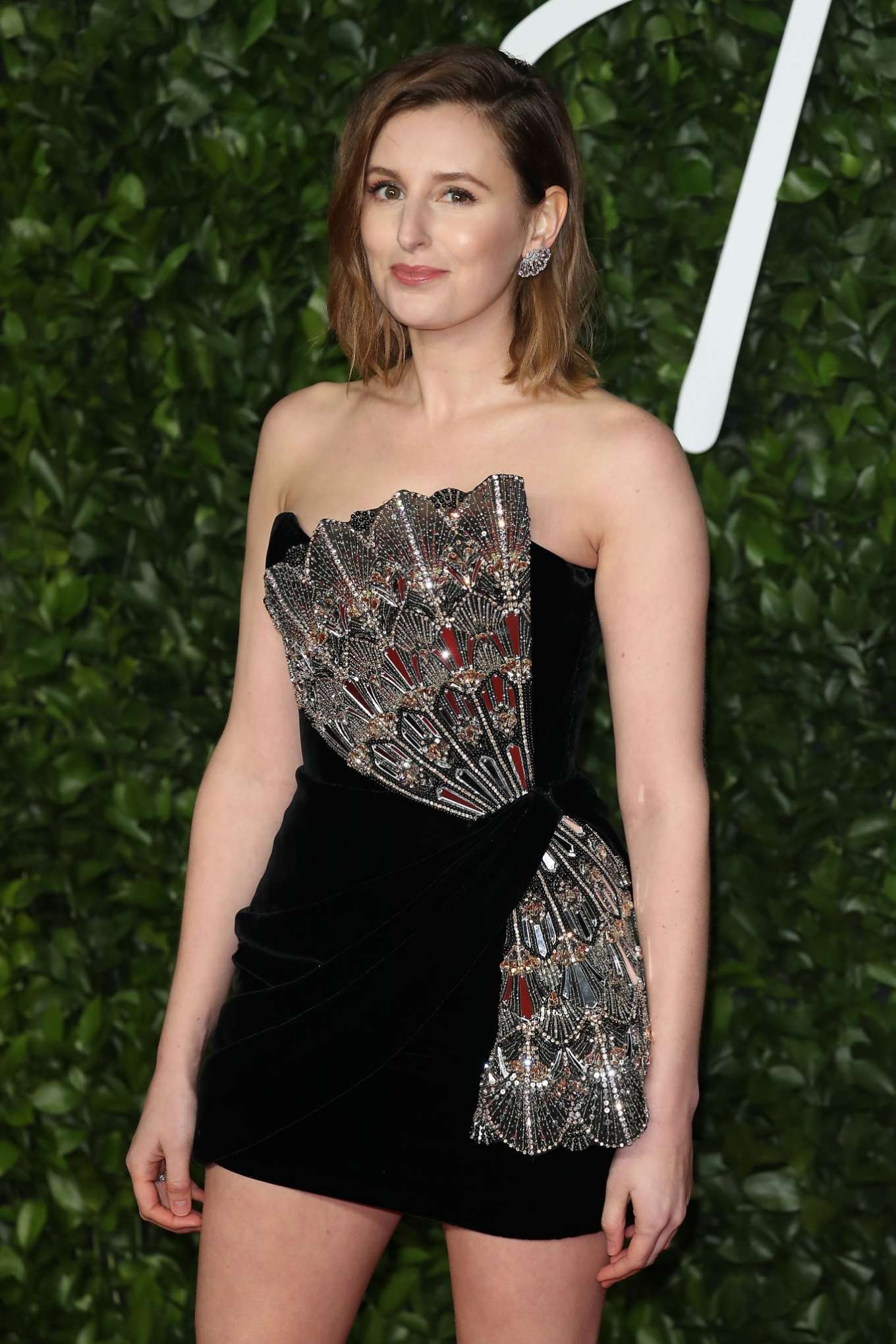 Laura Carmichael - Fashion Awards 2019 in London