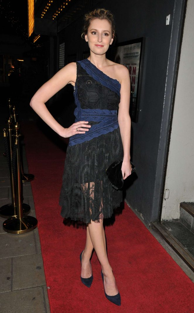 Laura Carmichael - 'Burn Burn Burn' Premiere in London