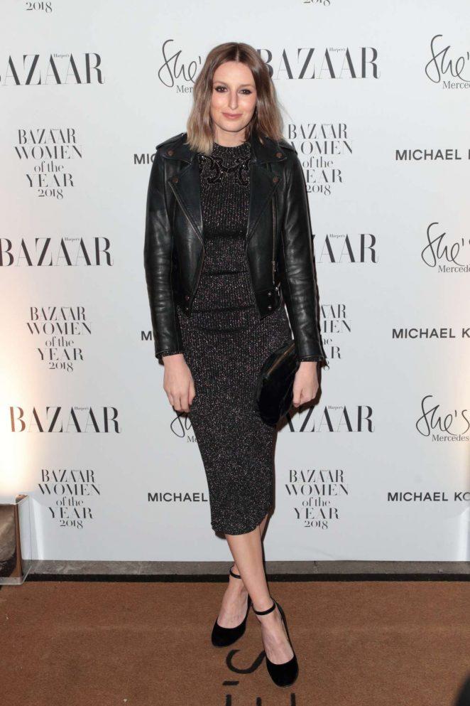 Laura Carmichael – Harper's Bazaar Women of the Year Awards 2018 in London