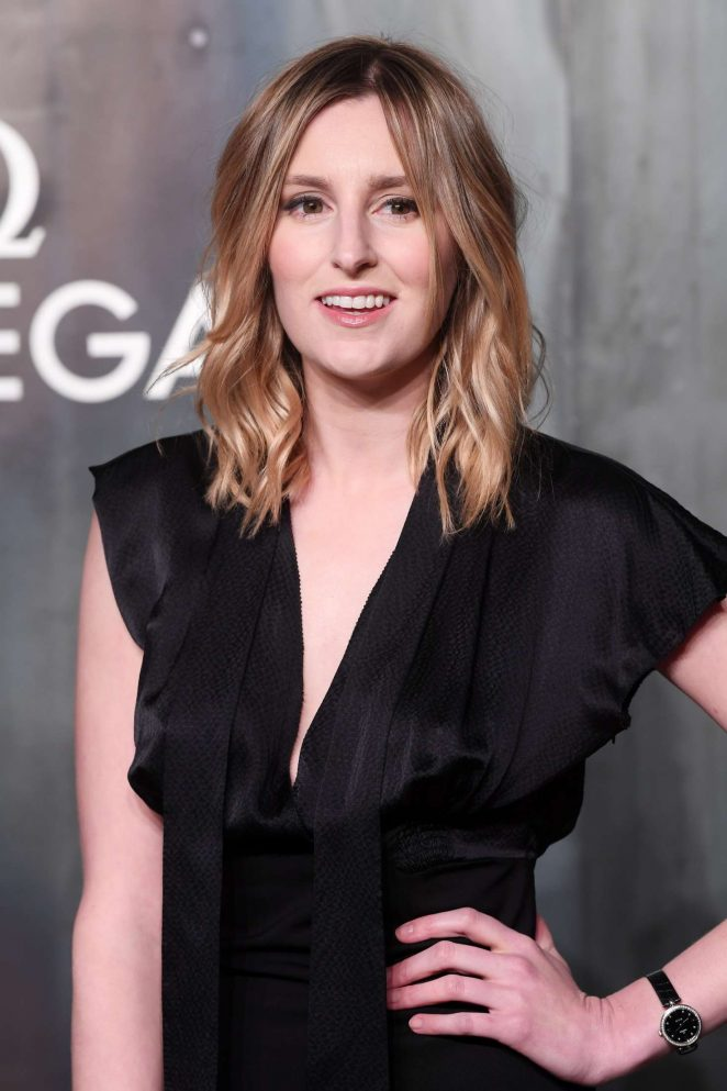 Laura Carmichael – 'Lost in Space' Anniversary Party in London
