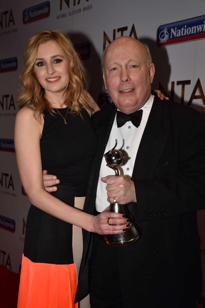 Laura Carmichael: National Television Awards 2016 -02