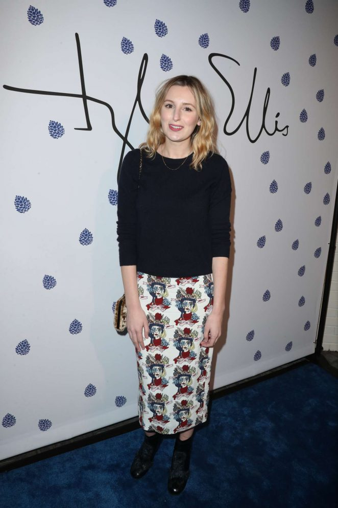 Laura Carmichael - Tyler Ellis Celebrates 5th Anniversary in West Hollywood
