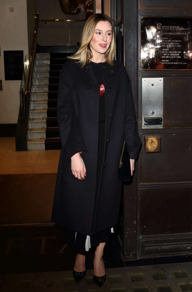 Laura Carmichael – 'Walking With The Wounded' Gala Event in London