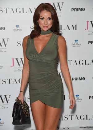 Laura Carter - Sistaglam Launch Party in London