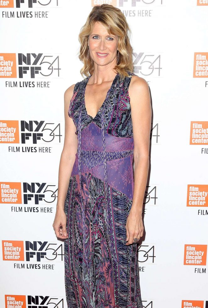 Laura Dern - 'Certain Women' Premiere in New York City