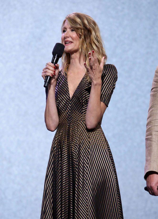 Laura Dern - Disney's D23 EXPO 2017 in Anaheim