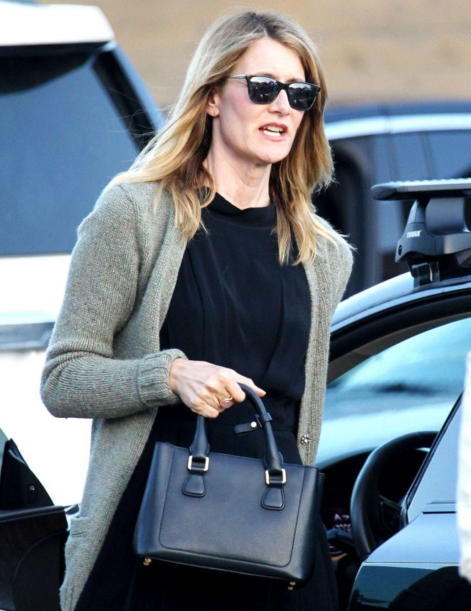 Laura Dern – Out and about in Los Angeles