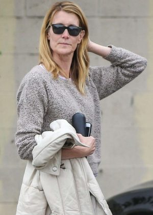 Laura Dern - Out in Brentwood