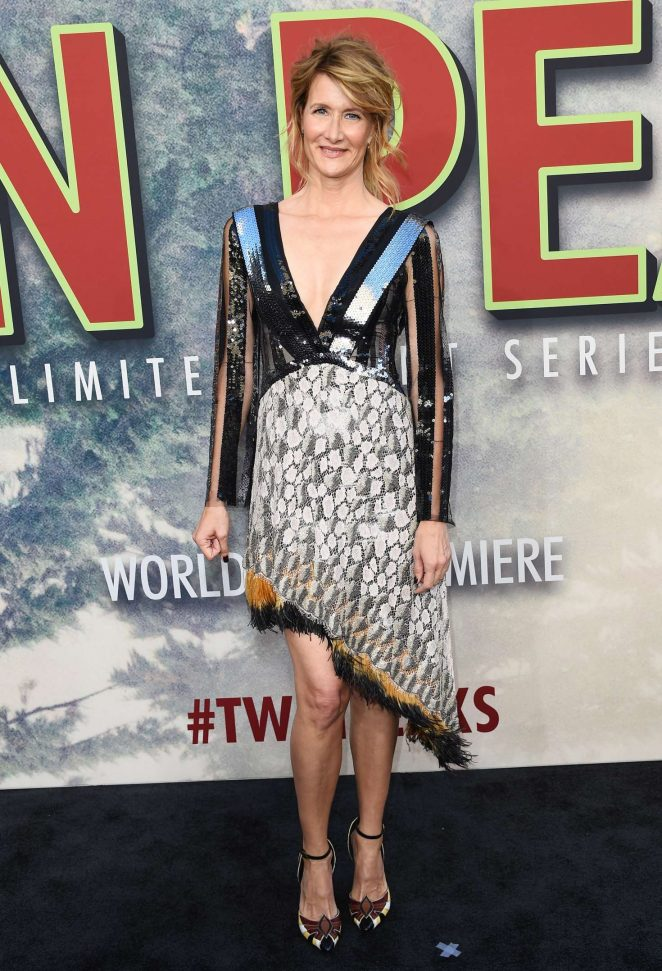 Laura Dern - Showtime's 'Twin Peaks' Premiere in Los Angeles