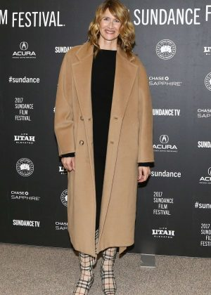 Laura Dern - 'The Discovery' Premiere at 2017 Sundance Film Festival in Utah