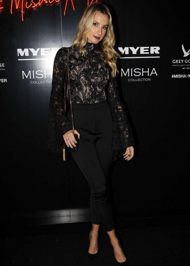 Laura Dundovic – Misha x Myer Party in Sydney